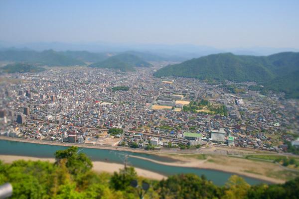 岐阜城から眺める1.jpg