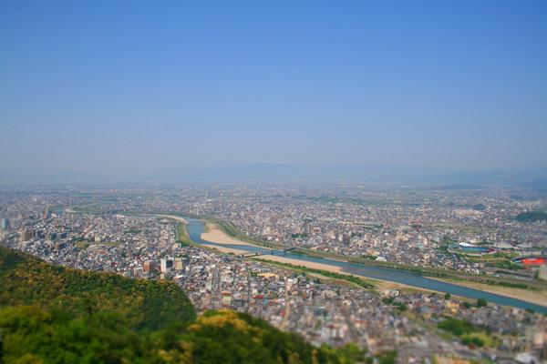 岐阜城から眺める2.jpg